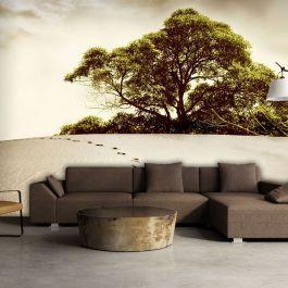 Φωτοταπετσαρία - Tree in the desert