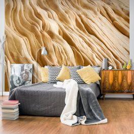 Φωτοταπετσαρία - Wavy sandstone forms