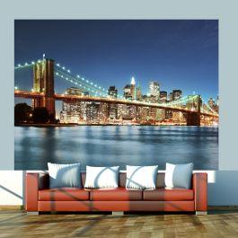 Φωτοταπετσαρία - Sparkling Brooklyn Bridge