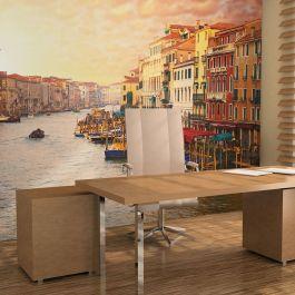 Φωτοταπετσαρία - Venice - The Colorful City on the Water