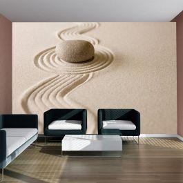 Φωτοταπετσαρία - Zen sand garden
