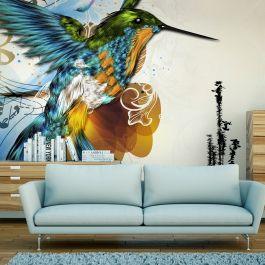 Φωτοταπετσαρία - Marvelous bird