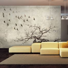 Φωτοταπετσαρία - Flock of birds