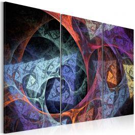 Πίνακας - Mysterious colors abstraction