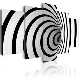 Πίνακας - A black & white hole