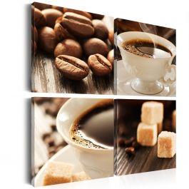 Πίνακας - A cup of coffee