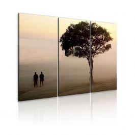 Πίνακας - Morning walk 60x40