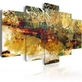 Πίνακας - garden: abstract