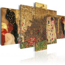 Πίνακας - Klimt's muses