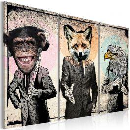 Πίνακας - Monkey business