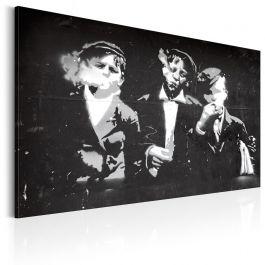 Πίνακας - Street Gang (Retro style)