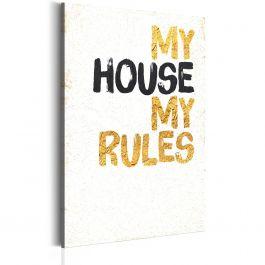 Πίνακας - My Home: My house, my rules