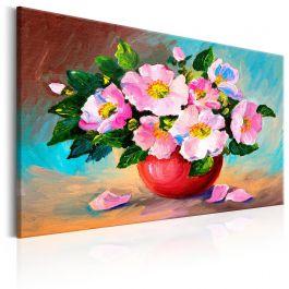 Χειροποίητα ζωγραφισμένος πίνακας - Spring Bunch
