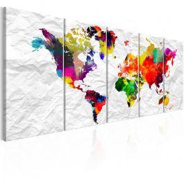 Πίνακας - World on Paper