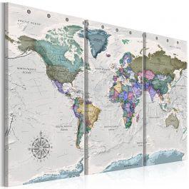 Πίνακας - World Destinations (3 Parts)