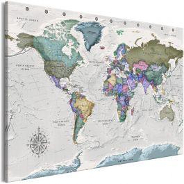 Πίνακας - World Destinations (1 Part) Wide