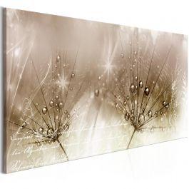 Πίνακας - Drops of Dew (1 Part) Brown Wide