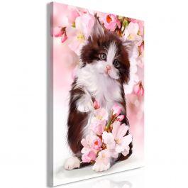 Πίνακας - Sweet Kitty (1 Part) Vertical