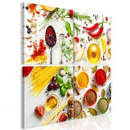 Πίνακας - Spices of the World (4 Parts)