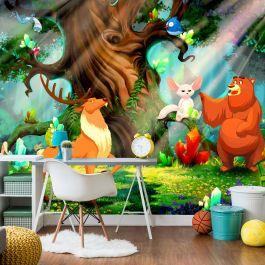 Φωτοταπετσαρία - Bear and Friends