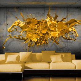 Φωτοταπετσαρία - Yellow Splash