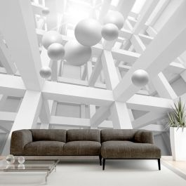 Φωτοταπετσαρία - White Enclave