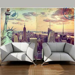Φωτοταπετσαρία - Postcard from New York