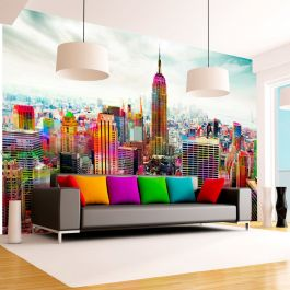 Φωτοταπετσαρία - Colors of New York City