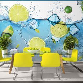 Φωτοταπετσαρία - Refreshing lemonade