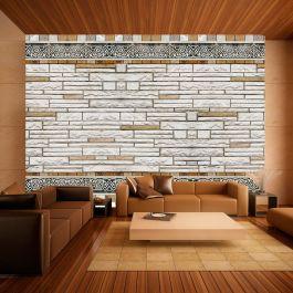 Φωτοταπετσαρία - Stone mosaic