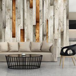 Φωτοταπετσαρία - Wooden theme