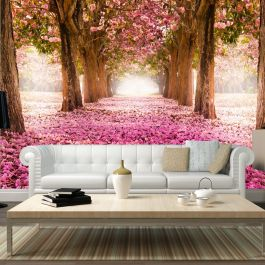 Φωτοταπετσαρία - Pink grove