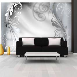Φωτοταπετσαρία - Silver ornament