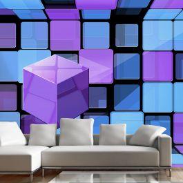 Φωτοταπετσαρία - Rubik's cube: variation
