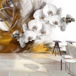 Φωτοταπετσαρία - Orchid on fire