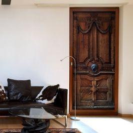 Φωτοταπετσαρία πόρτας - Luxury Door