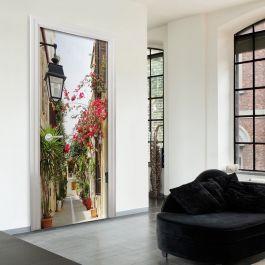 Φωτοταπετσαρία πόρτας - Charming Avenue