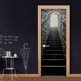Φωτοταπετσαρία πόρτας - Secret Passage