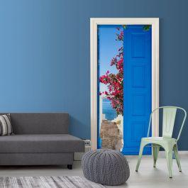 Φωτοταπετσαρία πόρτας - Door into Summer