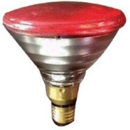Λαμπτήρας Πυρακτώσεως E27 Ruby 175W Red