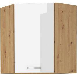 Κρεμαστό ντουλάπι γωνιακό Artista