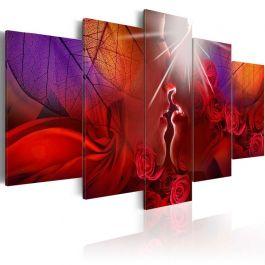 Πίνακας - Kiss from rose