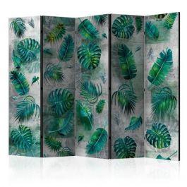 Διαχωριστικό με 5 τμήματα - Modernist Jungle II [Room Dividers]