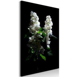 Πίνακας - Lilacs at Night (1 Part) Vertical