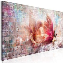 Πίνακας - Colourful Magnolias (1 Part) Narrow