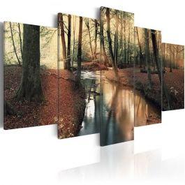 Πίνακας - Brown autumn: forest