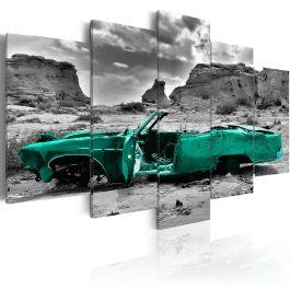 Πίνακας - Green car