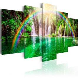 Πίνακας - Rainbow time II
