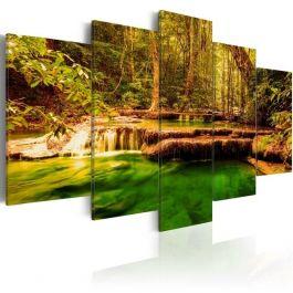 Πίνακας - Beauty of nature: waterfall