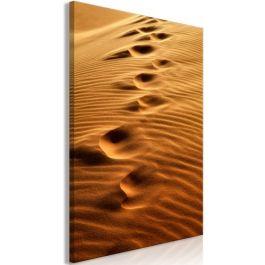 Πίνακας - Traces on the Sand (1 Part) Vertical